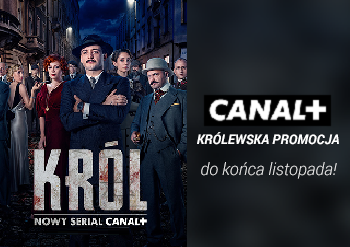 Promocja CANAL+ >
