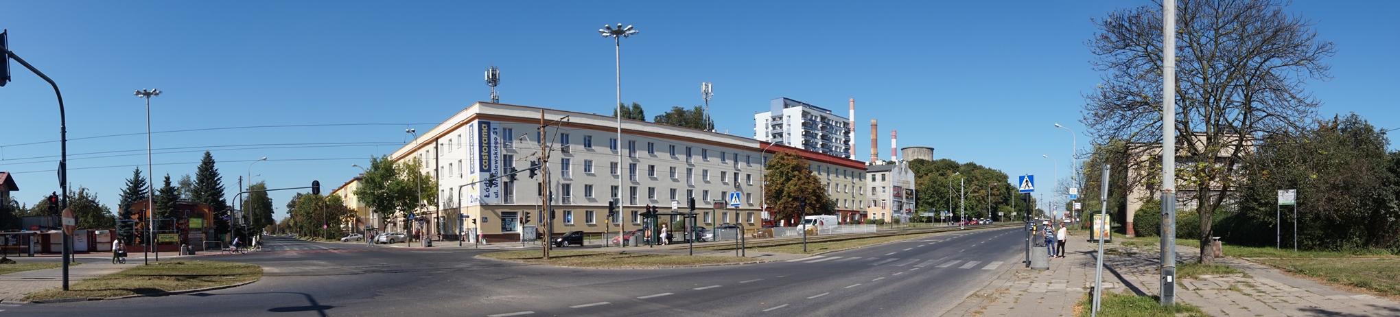 Al. Politechniki / Obywatelska
