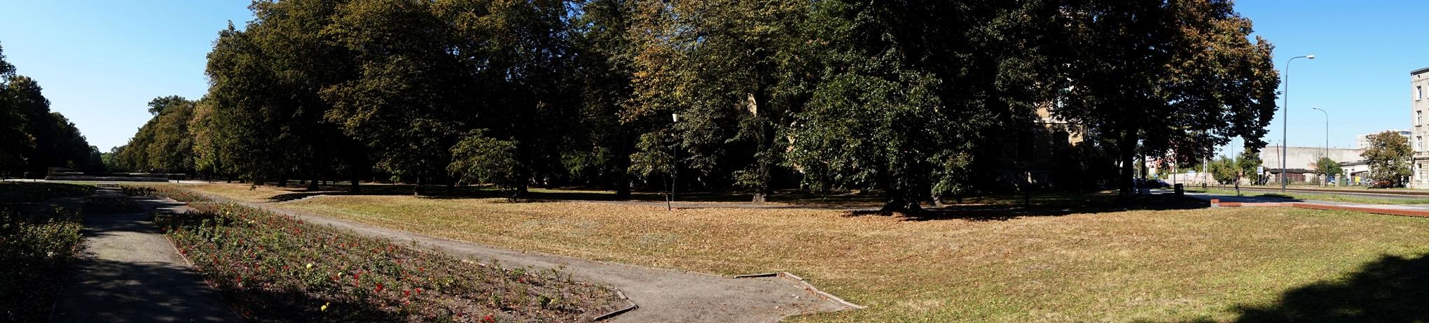 Park. J. Poniatowskiego