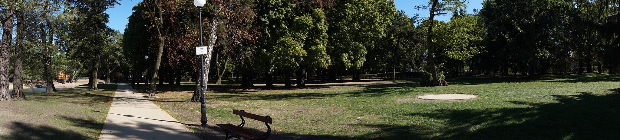 Park im Reymonta