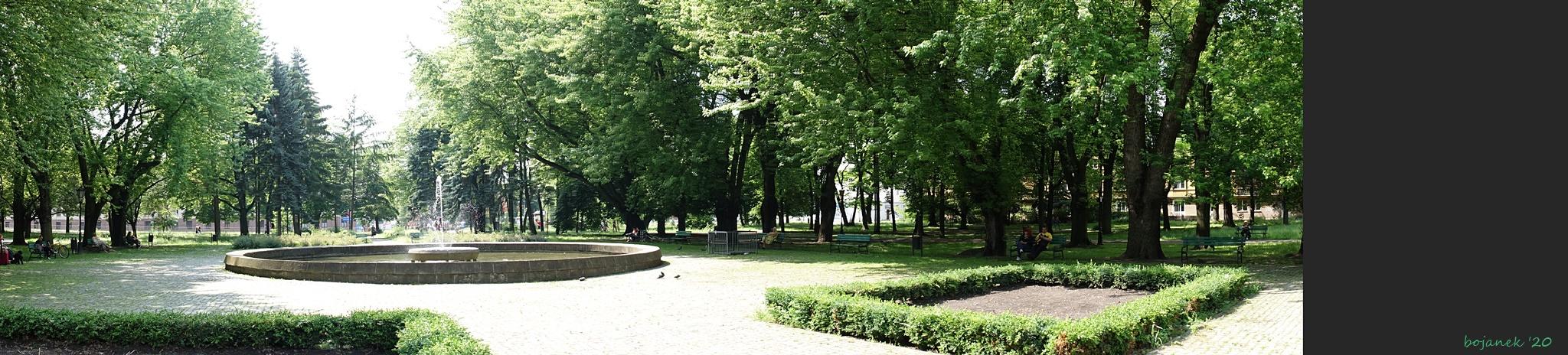 Park Staromiejski 6