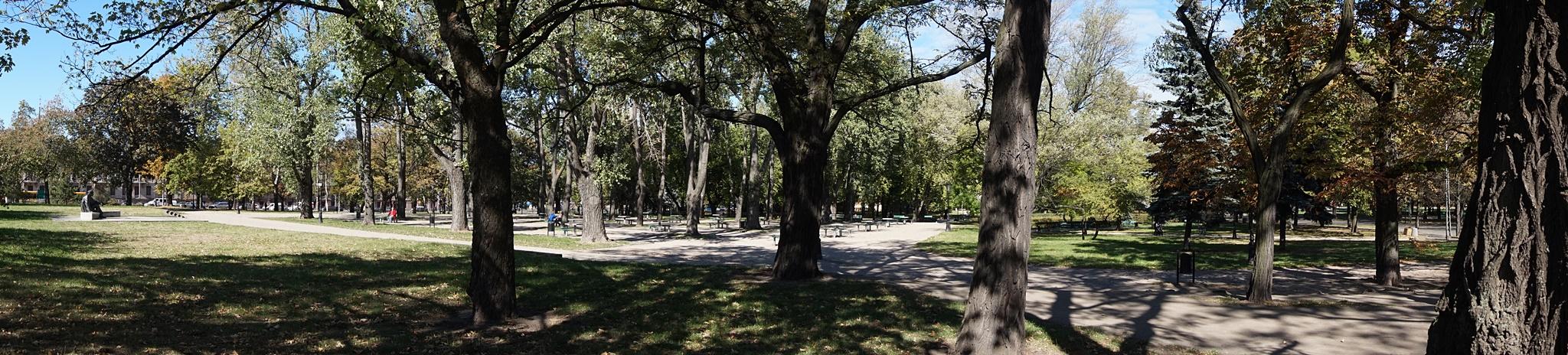 Park Staromiejski 2