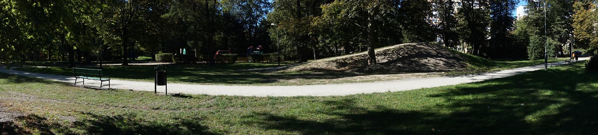 Park im. A. Struga 3