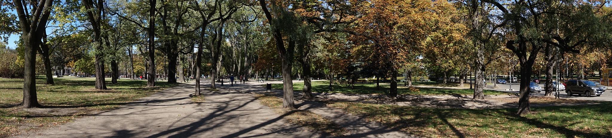 Park Staromiejski 1