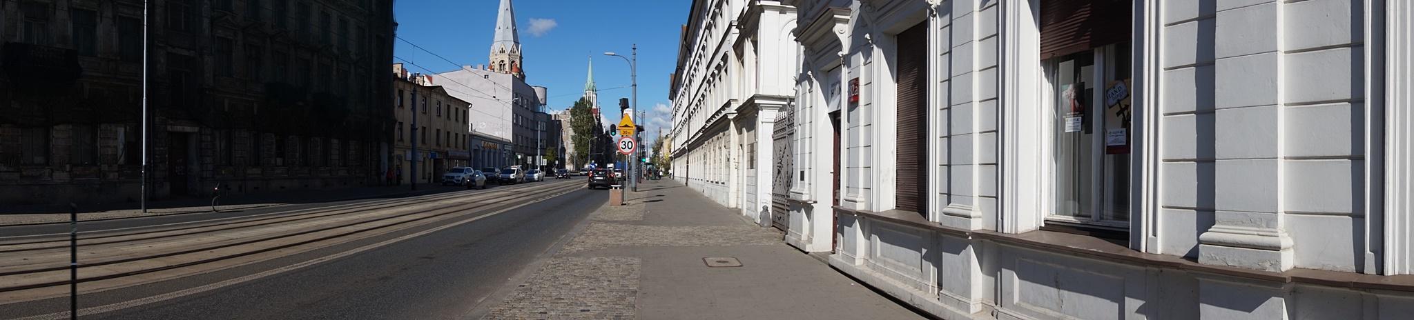 Piotrkowska - Biała Fabryka