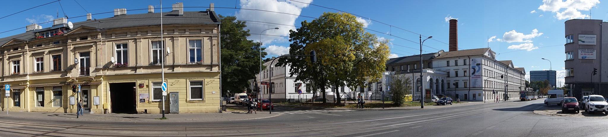Piotrkowska - Biała Fabryka 2