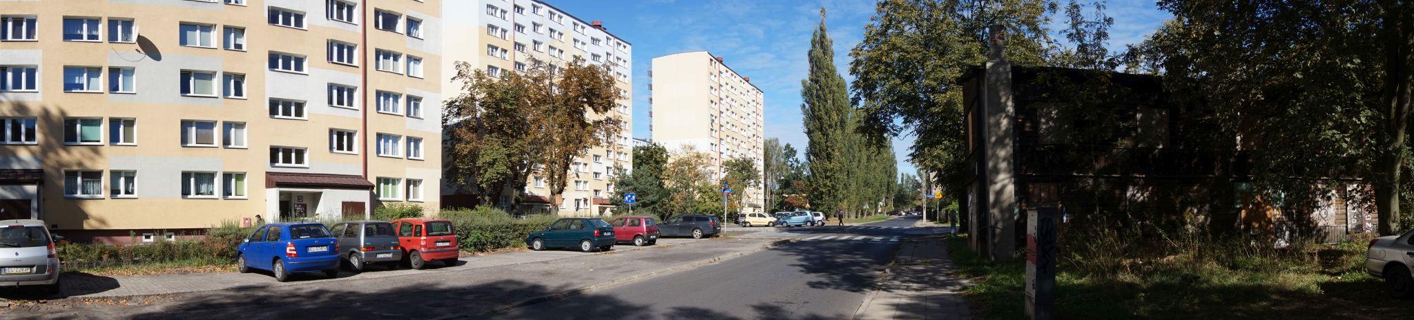 Ulica St. Brzóski